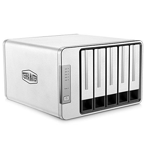 [Amazon] TerraMaster D5-300 Raid 0 Raid 5 | Festplattenhäuse 5-Bay