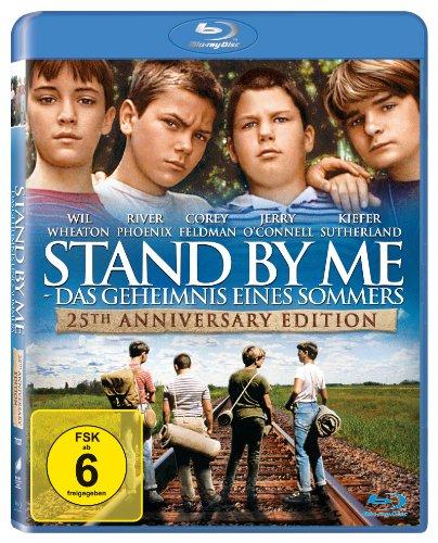 Stand by me - Das Geheimnis eines Sommers 25th Anniversary Edition (Blu-ray) für 4,97€ (Amazon Prime Blitzangebot)