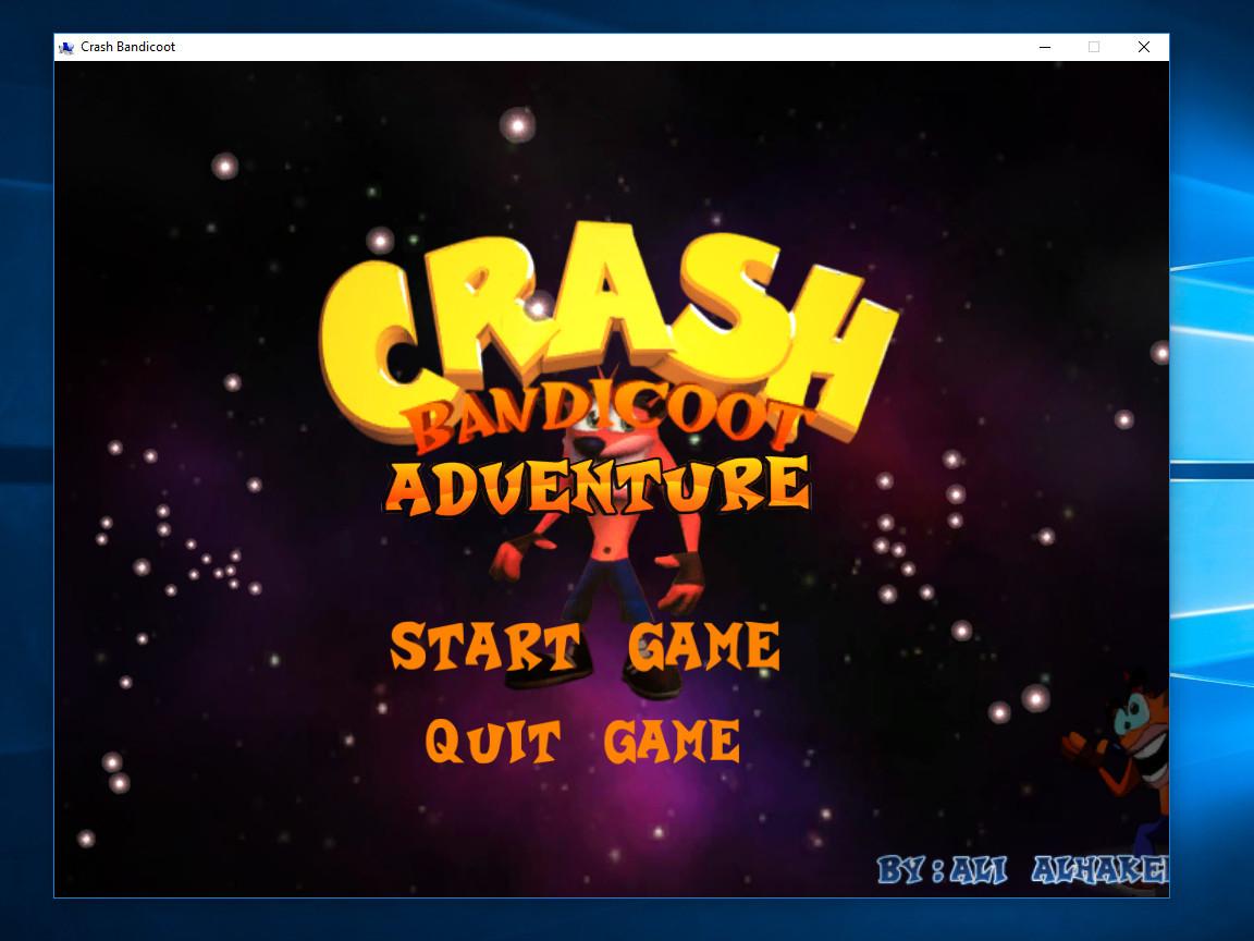 Crash Bandicoot zX Adventures 3d kostenlos für PC [FanRemake]