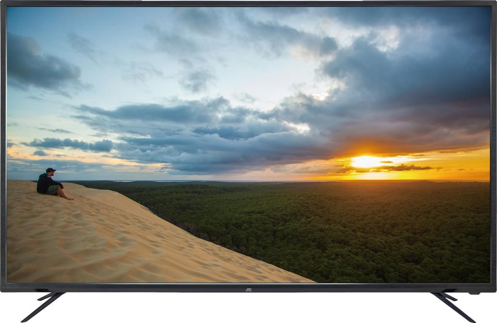 [Real Offline] JTC ATLANTIS 50 ZOLL 4K Ultra HD LED TV Fernseher