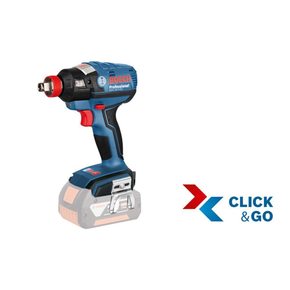 Bosch Gdx 18v-ec(mit L-boxx 136, OHNE Akku ) (127,38€ Club Rakuten)