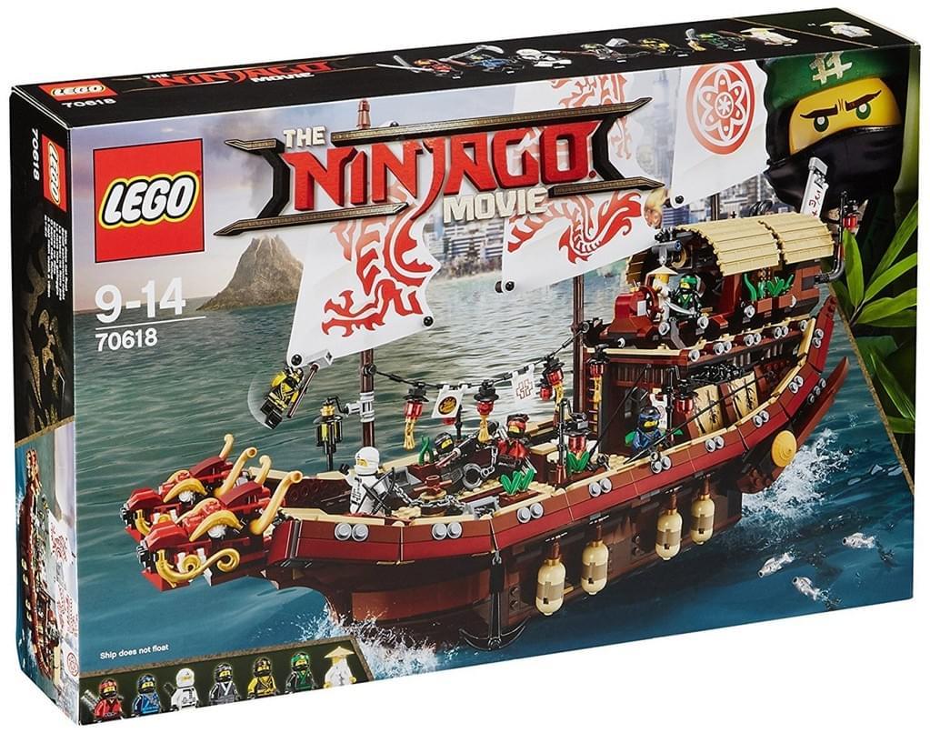 LEGO - NINJAGO, Ninja-Flugsegler 70618
