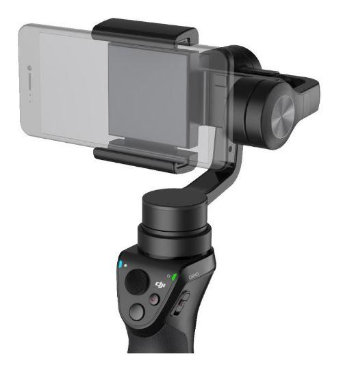 [WHD Amazon] DJI Osmo Mobile schwarz - Smartphone Gimbal für Prime 20%