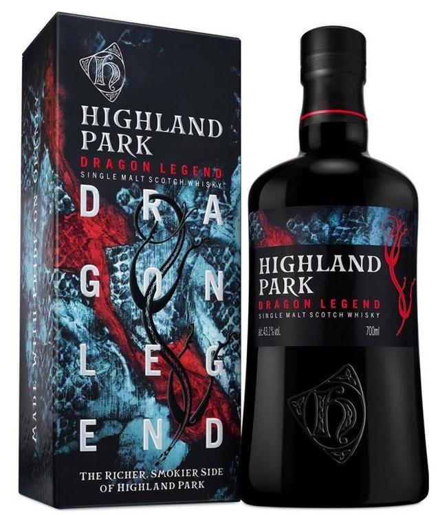 Highland Park Dragon Legend (Single Malt Whisky)