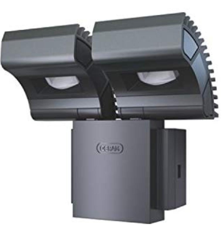 [Prime] Außenleuchten und Bewegungsmelder von Osram im Tagesangebot, z.B. Osram LED Spot, Noxlite, Außenlampe, Außenstrahler 60° schwenkbar und 70 ° kippbar, Bewegungsmelder, Dämmerungssensor, anthrazit, Kaltweiß- 3000K, duo (Sammeldeal)