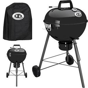 [ebay Plus] OutdoorChef Chelsea 570C Holzkohle Kugelgrill BBQ mit Abdeckhaube für 89,99€ inkl. Versandkosten