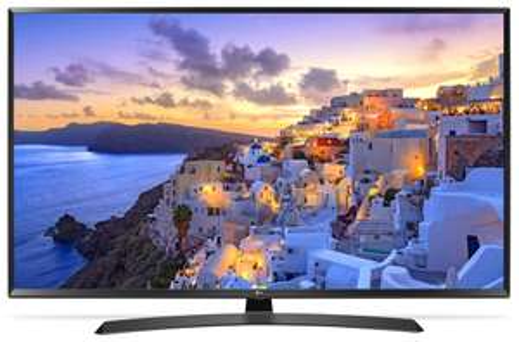 LG 49UJ635V - 49Zoll UHD, HDR Fernseher nur in Real Märkten