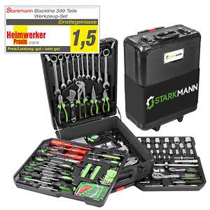 [eBay Plus] Starkmann Blackline 399 tlg. Werkzeugkoffer