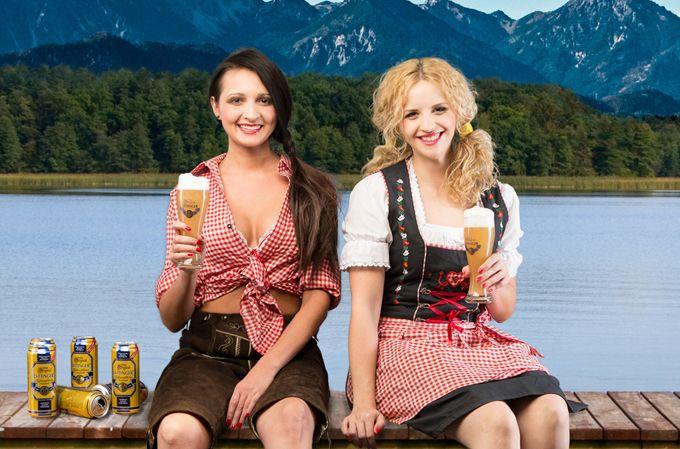 """Oettinger Hefeweißbier (""""Weizenbier"""")  - auch alkoholfrei für 5,80 € zzgl. Pfand @ Kaufland ab 23.07."""
