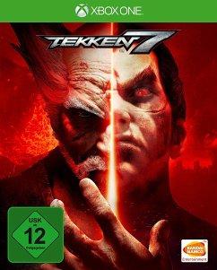 Tekken 7 (Xbox One) für 20,99€ (Bücher.de)