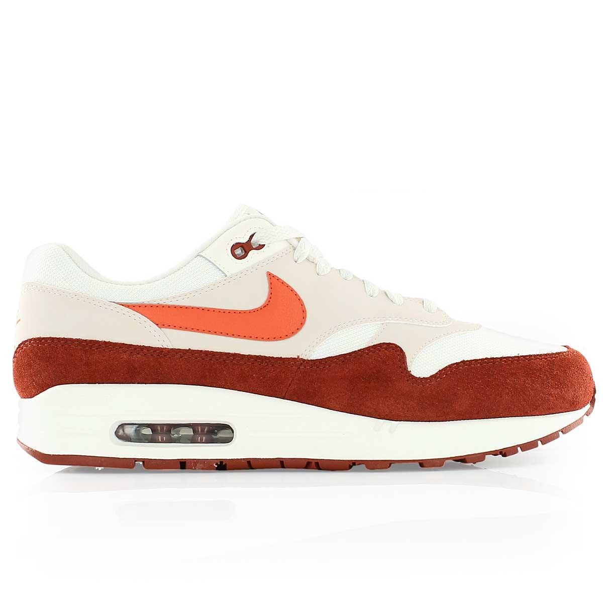Nike Air Max 1 in rot/braun oder blau/weiß für 76€ inkl. Versand bei [Kickz] [Größen bis 47,5]