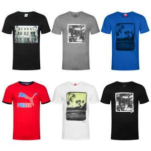 Puma T-Shirts für Herren (ebay WoW Deals von Heute)