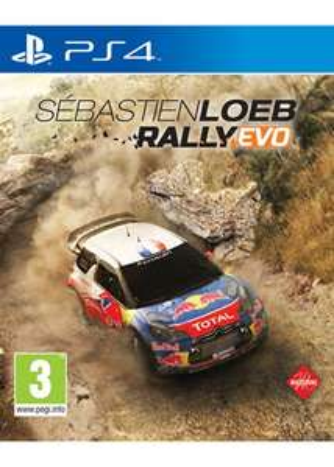 Sébastien Loeb Rally Evo (PS4) für 10,33€ (Base.com)