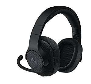 [amazon WHD] Logitech G433 Gaming Headset (7.1 Surround Sound, für PC, Xbox One, PS4, Switch, Mobiltelefon) Schwarz