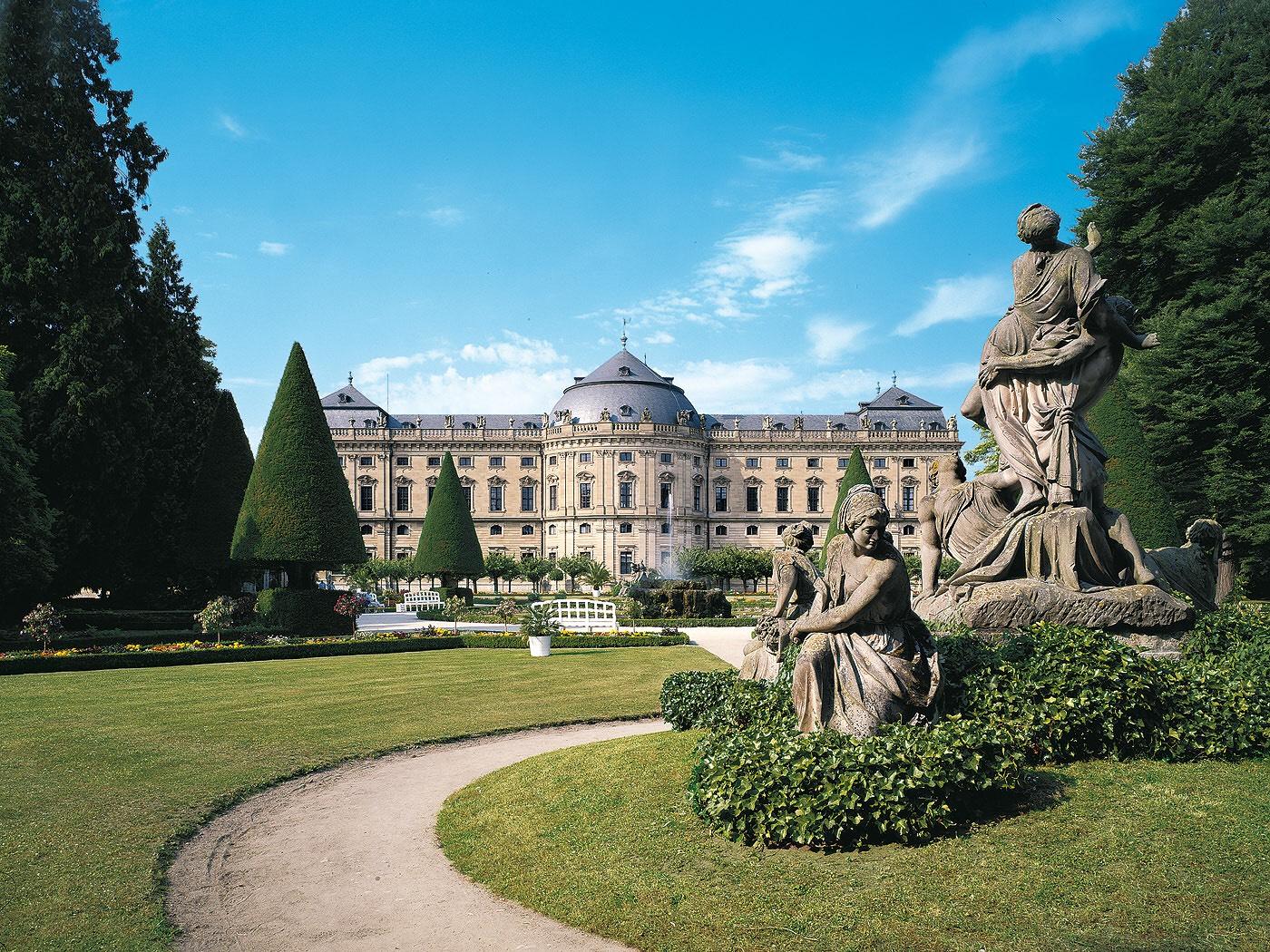[LOKAL] Würzburger Residenz freier Eintritt