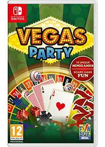 Vegas Party (Switch) für 15,95€ (Base.com)