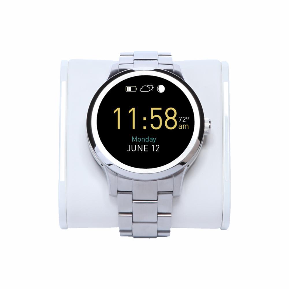 [Dealclub / Avides] Fossil Q Founder Smartwatch silber mit Gliederarmband (FTW20002P)