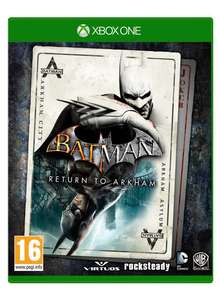 Batman: Return to Arkham (Xbox One) für 15,95€ (Base.com)