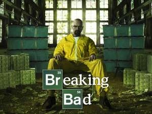 Breaking Bad Staffeln (Blu-ray) ab 4,41€ (Zoom.co.uk)