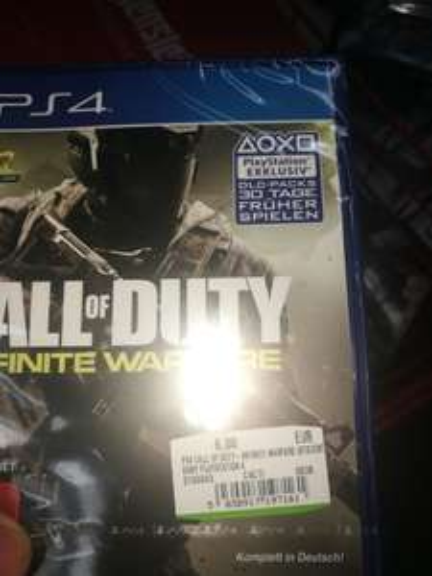 Call of Duty Infinite Warfare PS4 LOKAL Dortmund