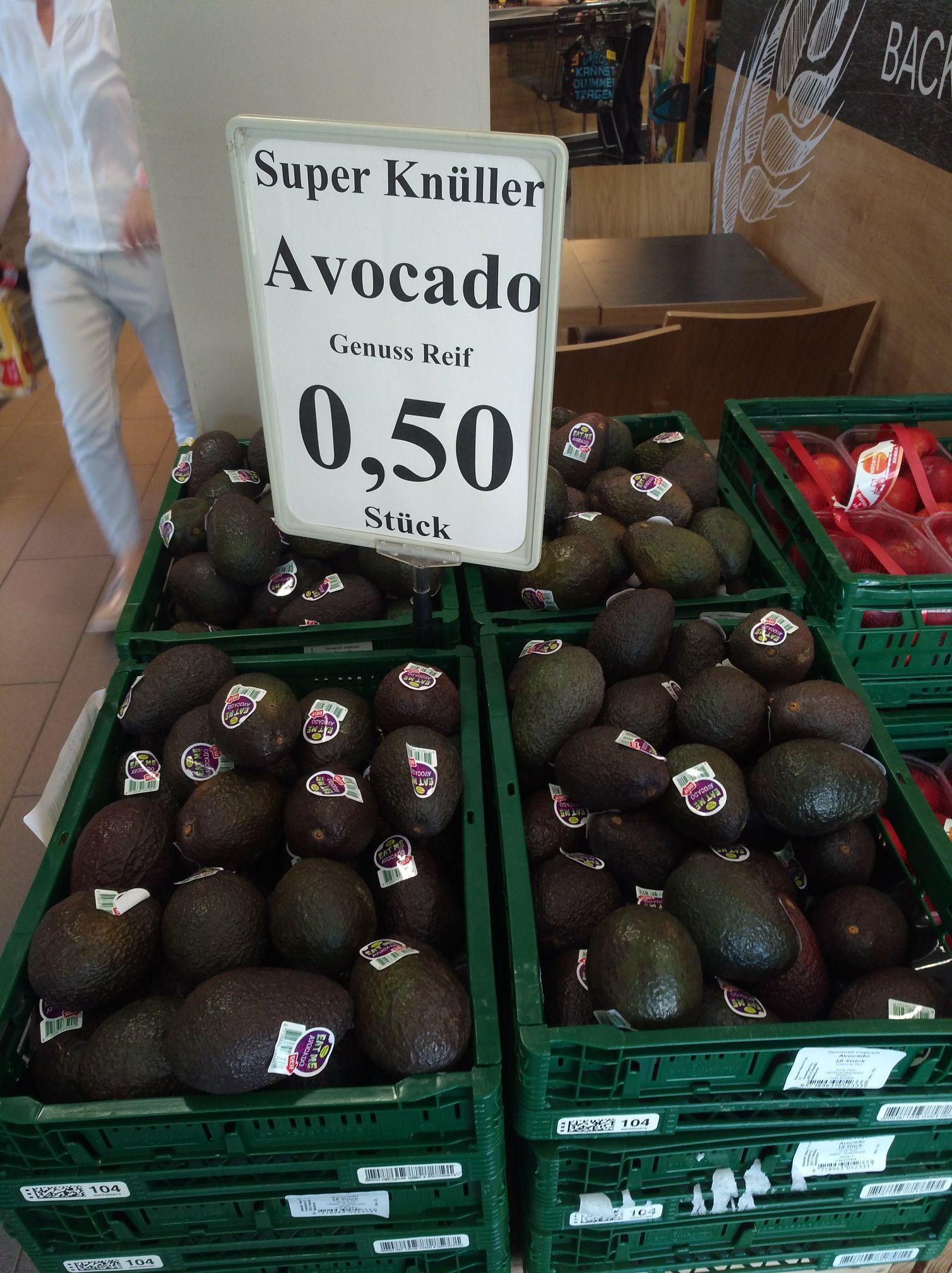 [Freiburg Edeka] Avocado