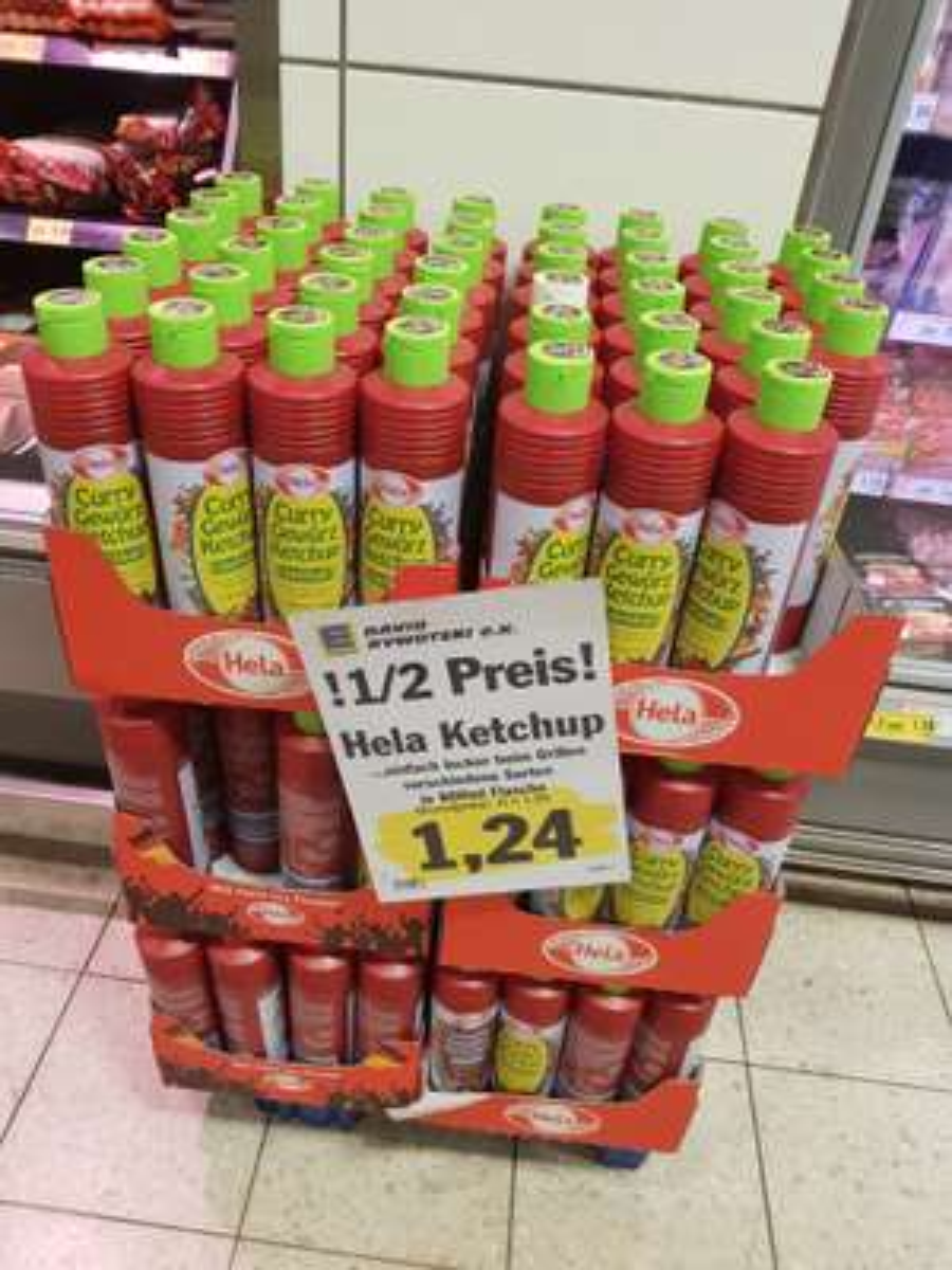 Hela Gewürz Ketchup [Lokal Moers]