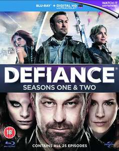 Defiance - 1. Staffel + 2. Staffel (Blu-ray) für 8,20€ (Zoom.co.uk)