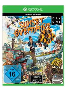[Amazon Prime] Sunset Overdrive Day One Edition (Xbox one) für 6,99€