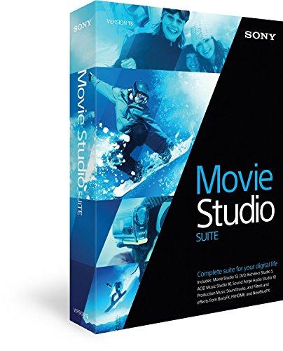 SONY Movie Studio 13 Suite Box [AMAZON PRIME]