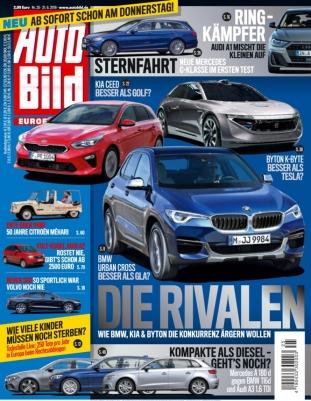 Auto Bild Zeitschrift Mini-Abo  3 Monate (13 Ausgaben) bei 29,90 € Abo-Kosten entweder 30€ Amazon Gutschein oder 29,90€ Geldprämie