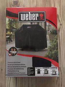 Weber Premium Abdeckhaube für Genesis II 300er Serie