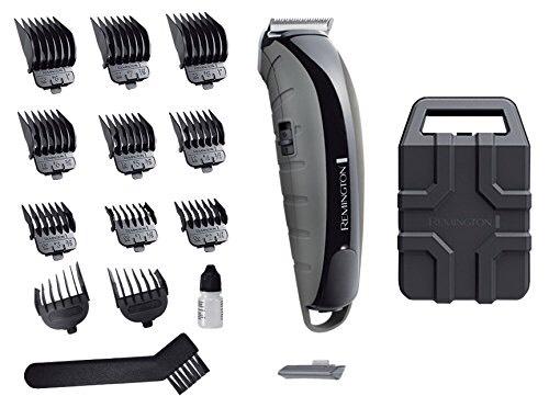 Blitzdeal: Remington HC5880 Haarschneider Indestructible, schlagfestes Polycarbonat-Gehäuse (5+1 Jahre Garantie!)
