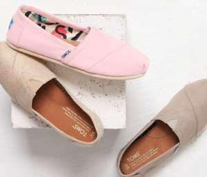Tom's Espadrilles mit bis zu 40% Rabatt + 10% on top