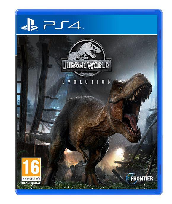 Jurassic World: Evolution (PS4) für 43,99 (Coolshop)