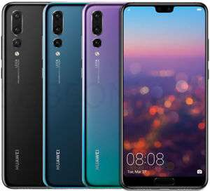 Huawei P20 Pro - Vodafone Red Business/SOHO Special+ (11GB, Ultracard/eSIM, Auslandsminuten)