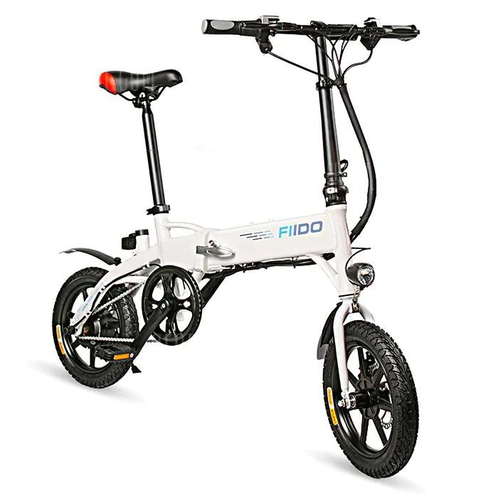 FIIDO D1 E-Bike 7.8Ah / 280.8Wh Akku 250W Motor 30km/h max speed Alternative zum Xiaomi QiCYCLE ?