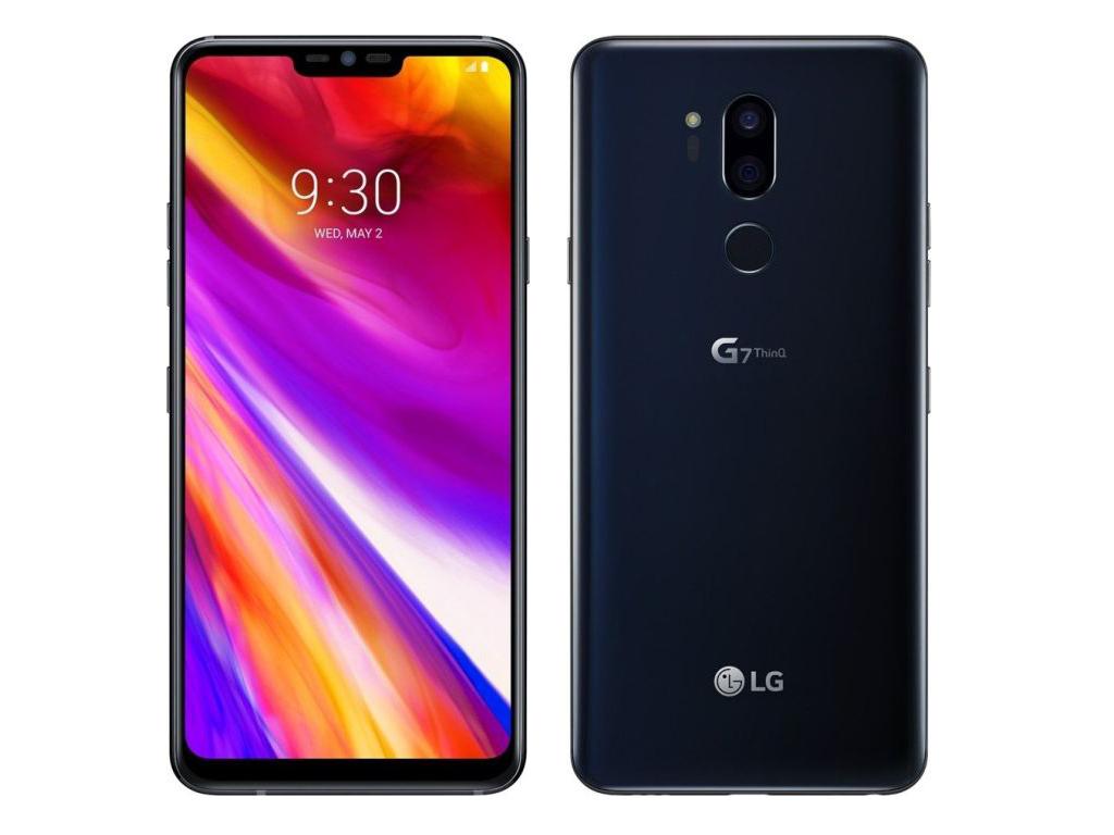 LG G7 ThinQ im smartmobil LTE Special mit 2GB LTE für 19,99€ + 23,99€ mtl.