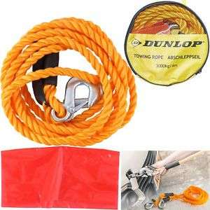 (Action) Dunlop Abschleppseil 3t 4m