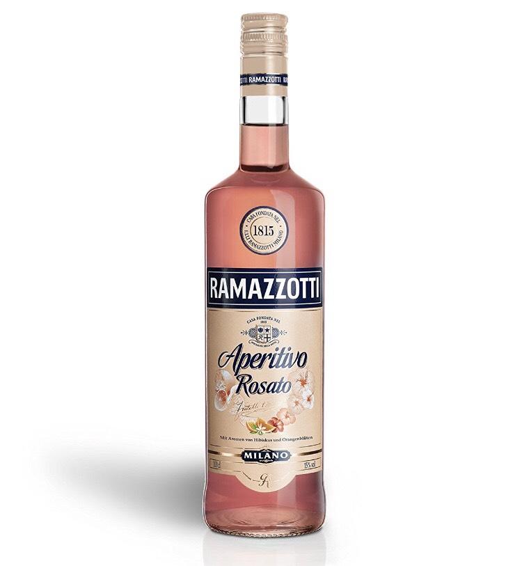 Ramazzotti Aperitivo Rosato 1L Flasche