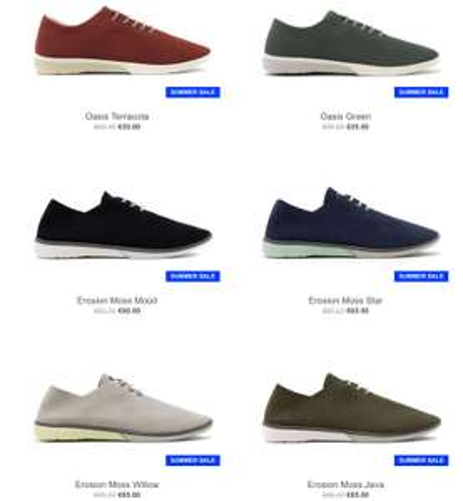 [Muroexe] Diverse Schuhe um 20% reduziert / Derzeitig Bestpreis