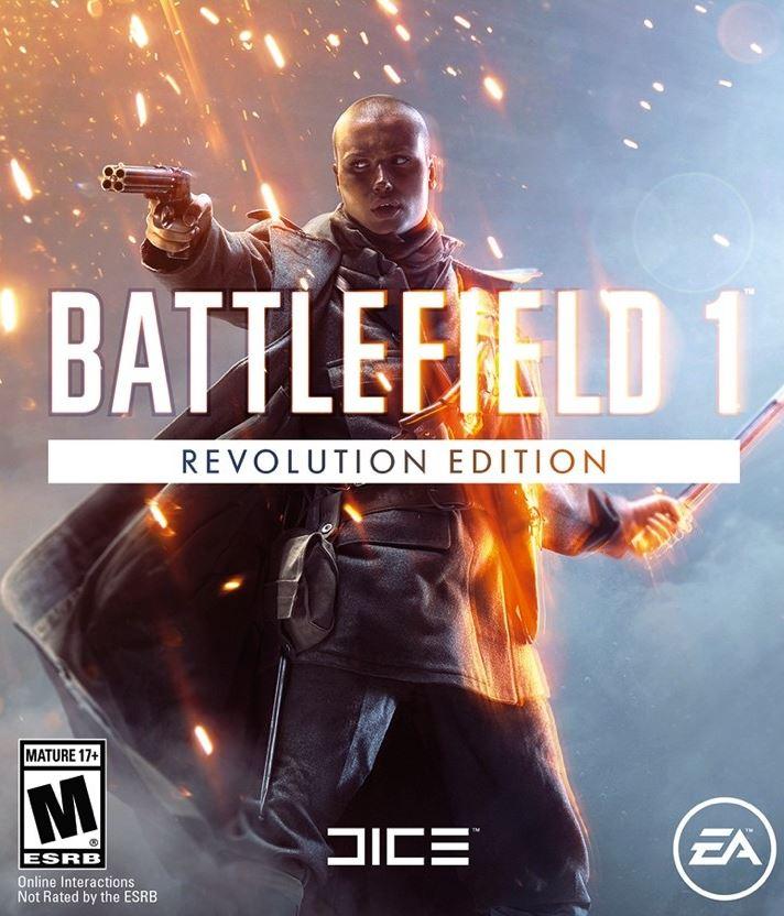 Battlefield 1: Revolution (Origin) für 11,87€ (CDKeys)