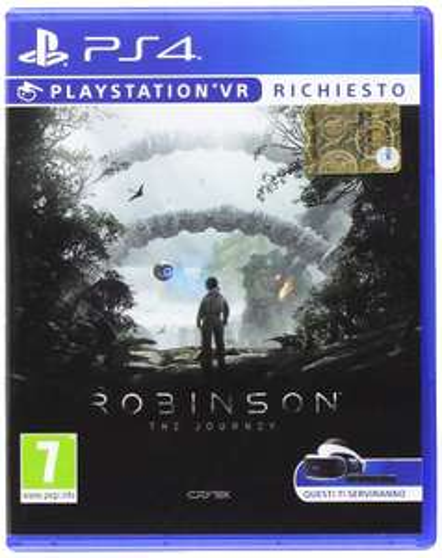 Robinson: The Journey VR (PS4) für 13,65€ (Amazon.it)