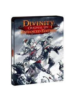 Divinity: Original Sin - Steelbook Enhanced Edition (PS4) für 15,50€ (Amazon.it)