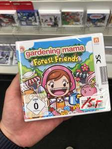 Gardening Mama: Forest Friends (3DS) / Media Markt Dortmund Indu Park / LOKAL