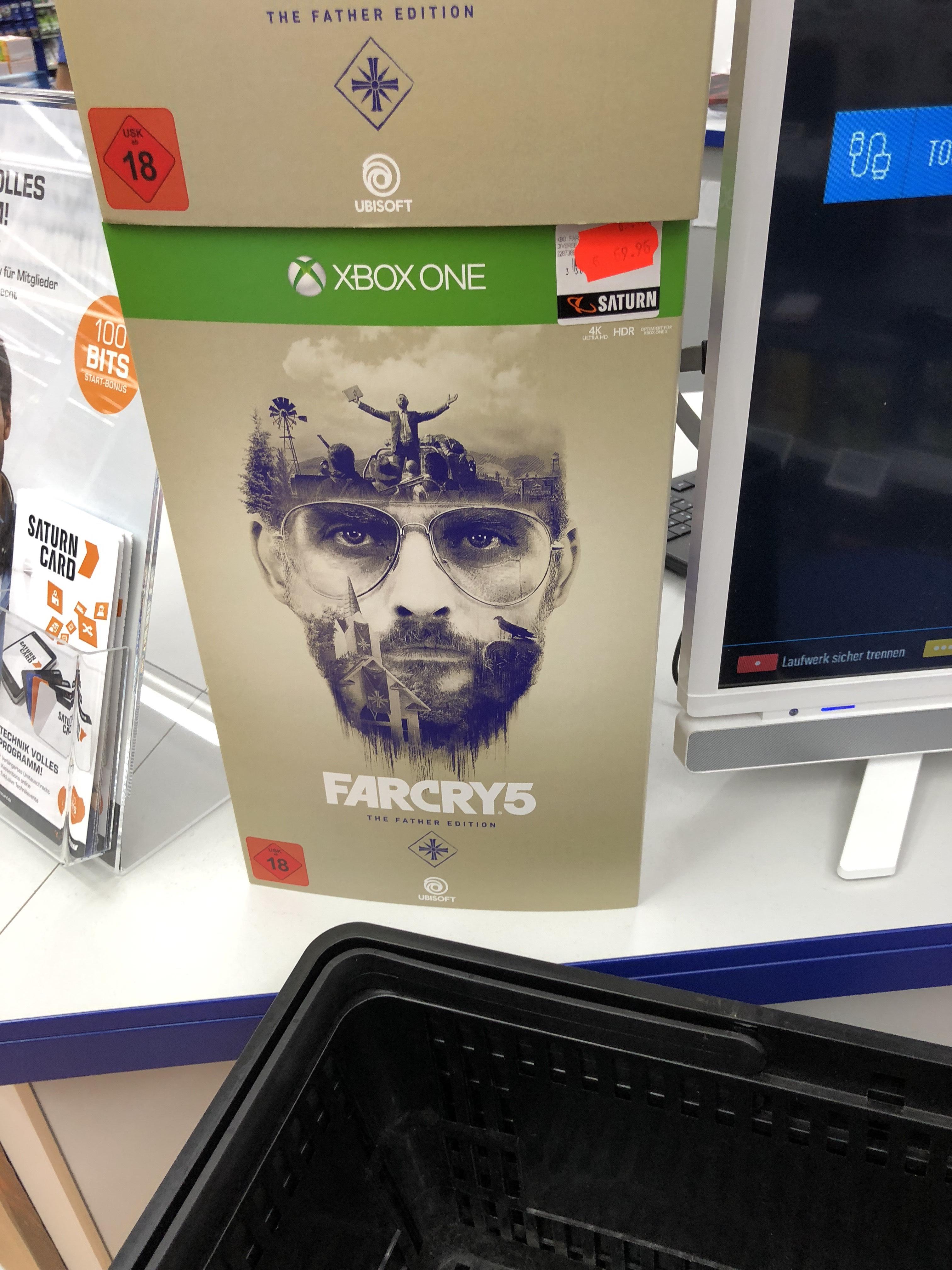 Far Cry 5 - The Father Edition / XBOX ONE / Saturn Dortmund City /LOKAL