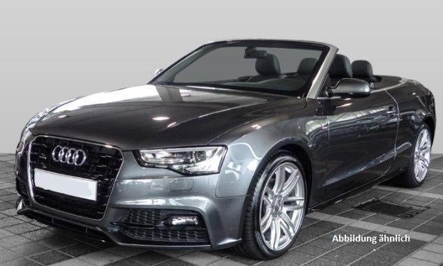 Audi A5 Cabrio 2.0TDI quattro S-Line NaviPlus incl Service (Übernahme) 36 Monate 25.000km/a