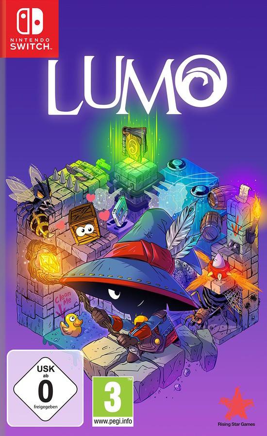 Lumo (Switch) für 22,96€ (GameStop)