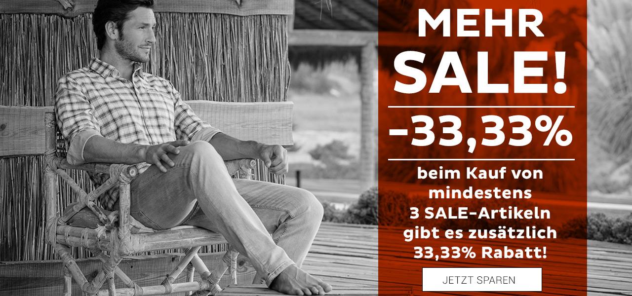 Lerros.com 33,33% Extra Rabatt beim Kauf von min. 3 Sale Artikeln