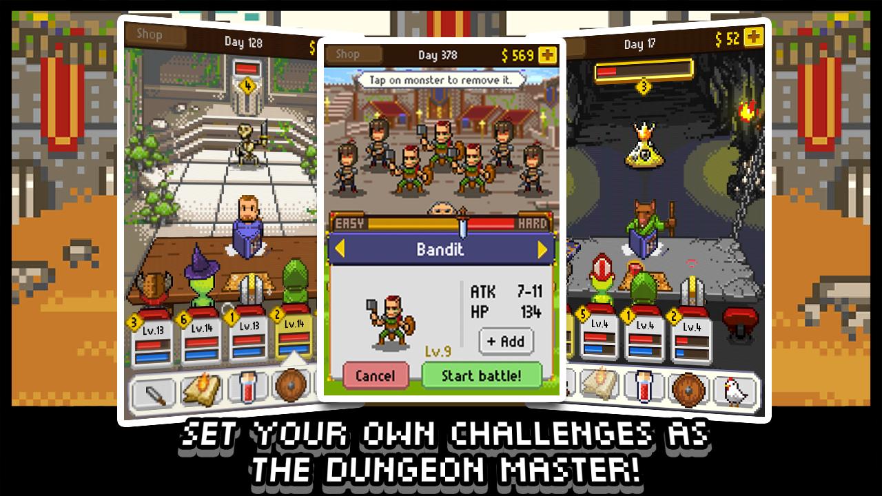 [Google Play Store] Knights of Pen & Paper +1 (zum besten Preis bis jetzt)