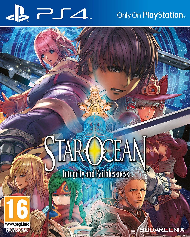Star Ocean: Integrity and Faithlessness (PS4) für 12,50€ (Amazon UK)